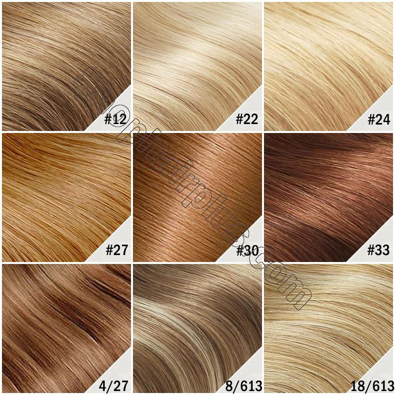 "10 - 30"" Loose Curly Drawstring Ponytail Human Hair Extensions 7"