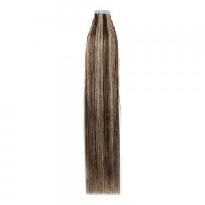 2.5g/s 20pcs Straight Tape In Hair Extensions #4/27