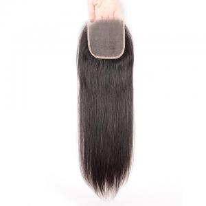 4*4 Transparent Swiss Lace  Straight Lace Closure