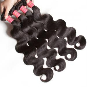 4Pcs/pack Peruvian Body Wave Virgin Human Hair
