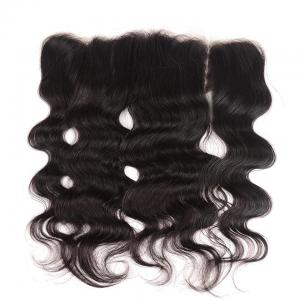 8A Grade Brazilian Body Wave Frontal 13*4 Ear to Ear Transparent Swiss Lace Frontal Closure