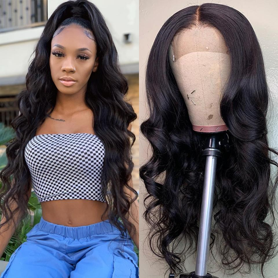 9A 360 Frontal Wig 180%/150% Density Body Wave Virgin Human Hair-Klaiyi Hair 10