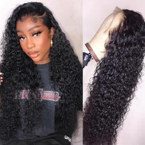 9A Kinky Curly Lace Human Hair Wig On Sale 10inch-24inch